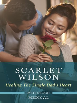cover image of Healing the Single Dad's Heart