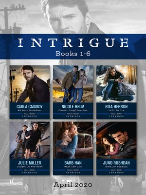 cover image of Intrigue Box Set 1-6