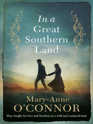 cover image of In a Great Southern Land
