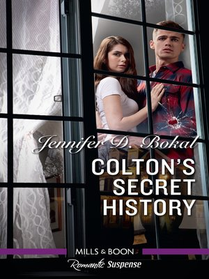 cover image of Colton's Secret History