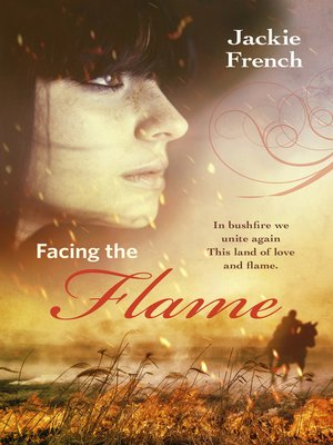 cover image of Facing the Flame (The Matilda Saga, #7)