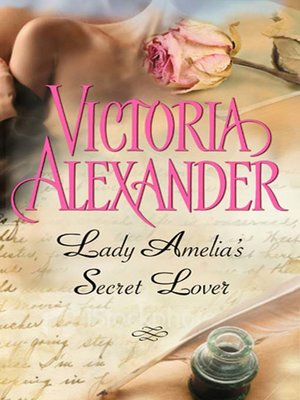 cover image of Lady Amelia's Secret Lover