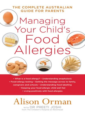 cover image of Managing Your Child's Food Allergies