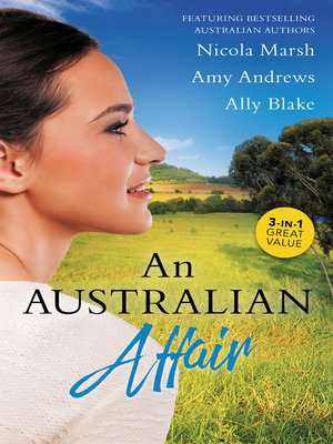 cover image of An Australian Affair--3 Book Box Set