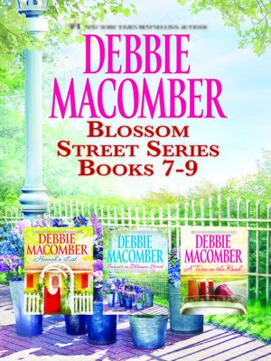cover image of Summer On Blossom Street/Hannah's List/A Turn In the Road