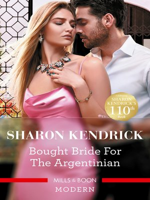 cover image of Bought Bride for the Argentinian