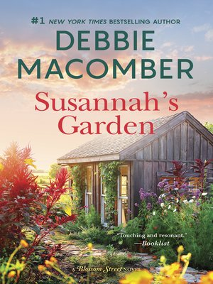 cover image of Susannah's Garden