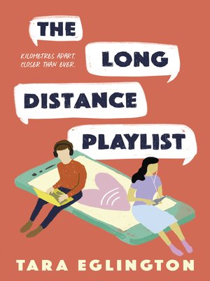 cover image of The Long Distance Playlist