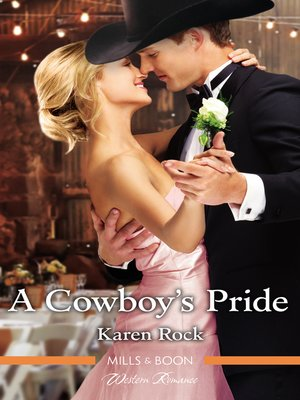 cover image of A Cowboy's Pride