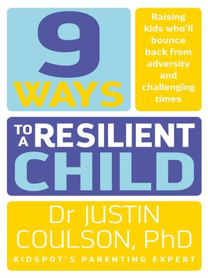 cover image of 9 Ways to a Resilient Child