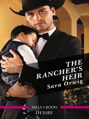 cover image of The Rancher's Heir