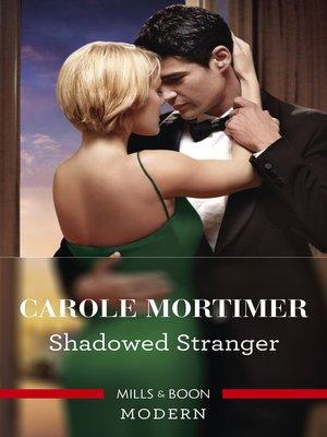 cover image of Shadowed Stranger