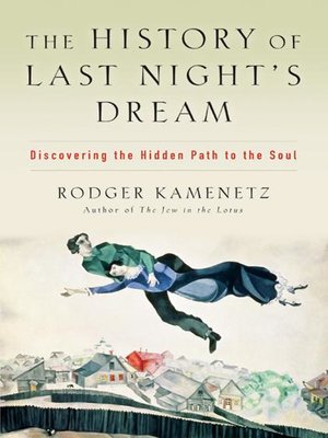 cover image of The History of Last Night's Dream