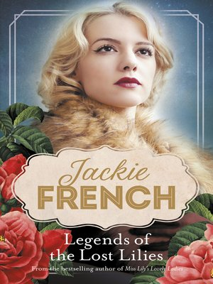 cover image of Legends of the Lost Lilies