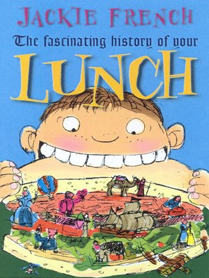 cover image of The Fascinating History of Your Lunch
