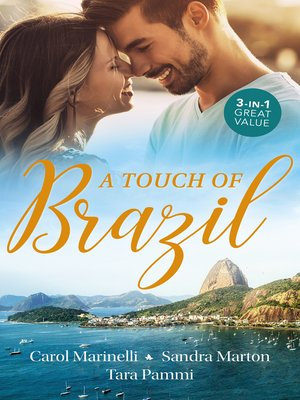 cover image of A Touch of Brazil / Playing the Dutiful Wife / Dante: Claiming His Secret Love-Child / A Touch of Temptation