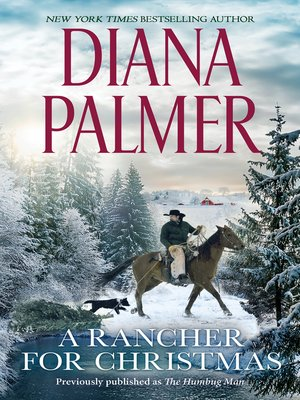 cover image of A Rancher For Christmas