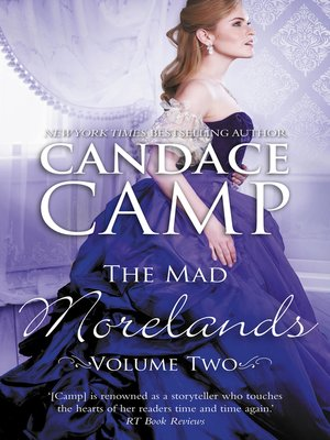 cover image of The Mad Morelands, Volume 2