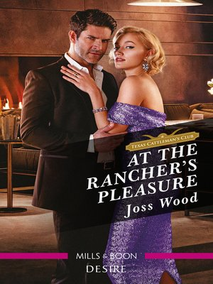 cover image of At the Rancher's Pleasure