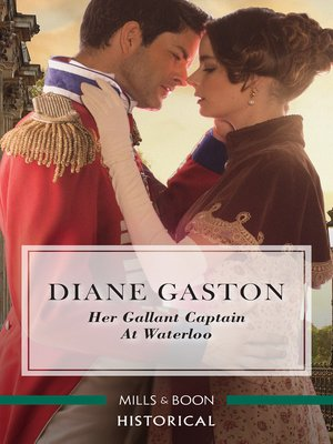 cover image of Her Gallant Captain at Waterloo