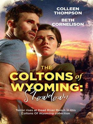 cover image of Showdown / The Colton Heir / Colton Christmas Rescue