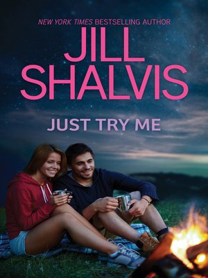 cover image of Just Try Me...