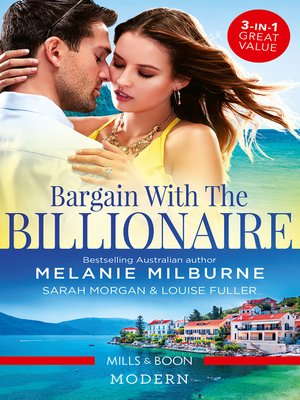 cover image of Bargain With the Billionaire / A Virgin for a Vow / Million-Dollar Love-Child / Blackmailed Down the Aisle