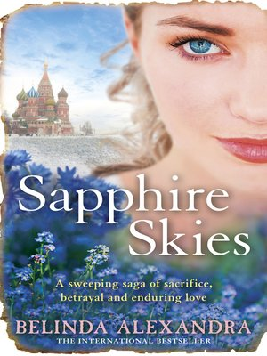 cover image of Sapphire Skies