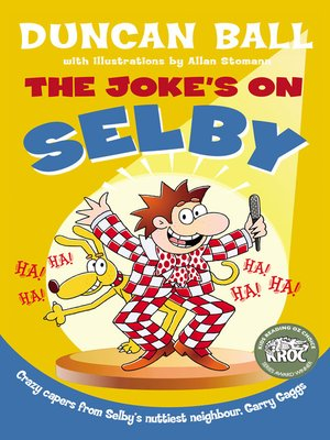 cover image of The Joke's on Selby