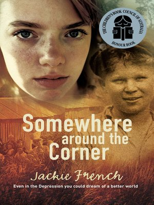 cover image of Somewhere around the Corner