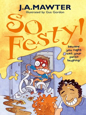cover image of So Festy!