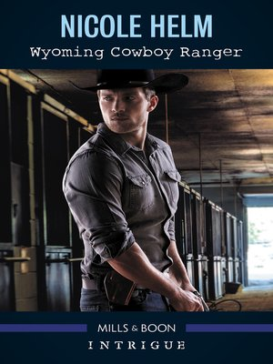 cover image of Wyoming Cowboy Ranger
