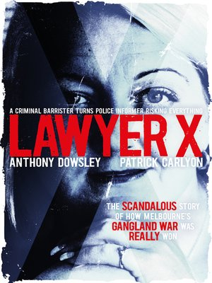 cover image of Lawyer X
