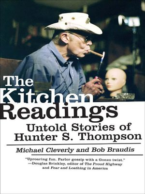cover image of The Kitchen Readings