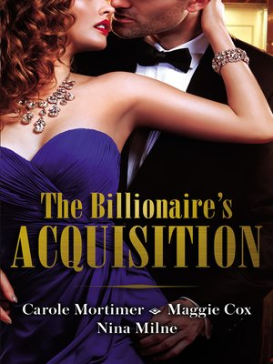 cover image of The Billionaire's Acquisition / The Talk of Hollywood / A Devilishly Dark Deal / How to Bag a Billionaire