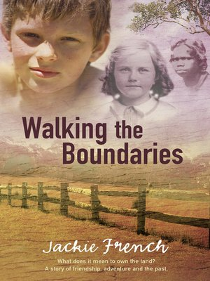 cover image of Walking the Boundaries