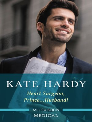 cover image of Heart Surgeon, Prince...Husband!