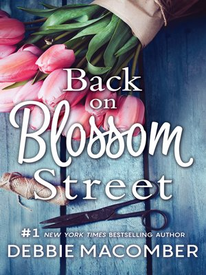 cover image of Back On Blossom Street
