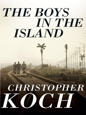 cover image of The Boys in the Island