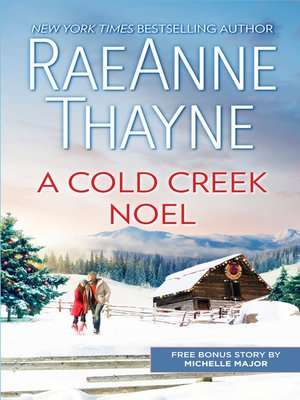 cover image of A Cold Creek Noel / A Very Crimson Christmas