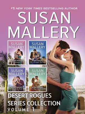 cover image of Desert Rogues Series Collection, Volume 1
