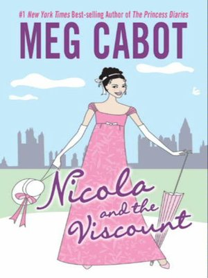 cover image of Nicola and the Viscount