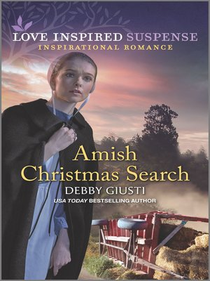 cover image of Amish Christmas Search