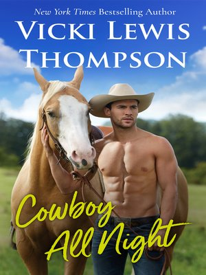 cover image of Cowboy All Night