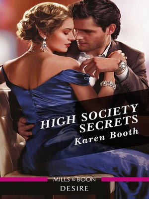 cover image of High Society Secrets