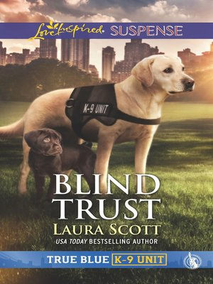 cover image of Blind Trust