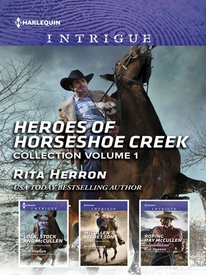 cover image of Heroes of Horseshoe Creek Collection, Volume 1