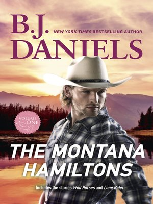 cover image of The Montana Hamiltons, Volume 1