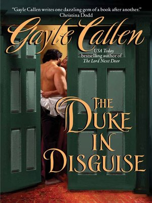 cover image of The Duke in Disguise