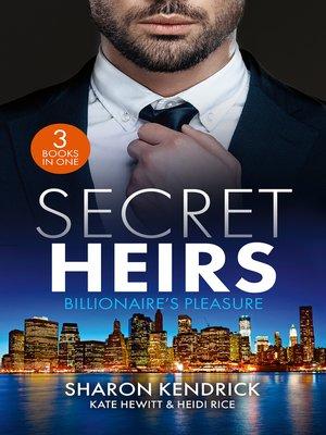 cover image of Secret Heirs